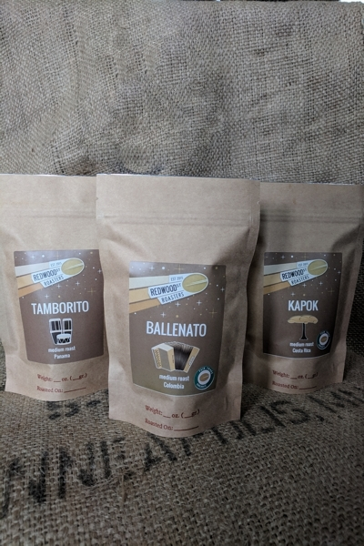 Medium Roast Sample Pack