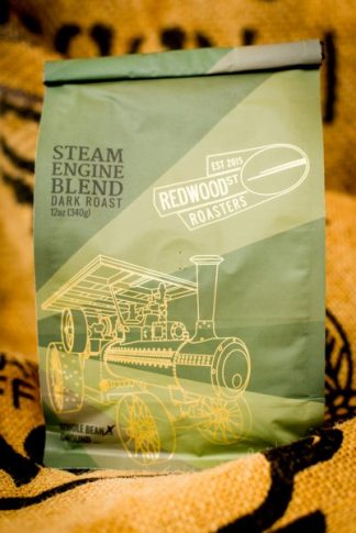 Steam Engine Blend