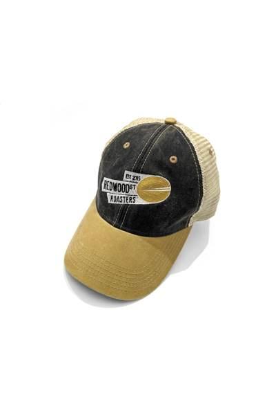 Redwood St. Roasters - Trucker Hat | left