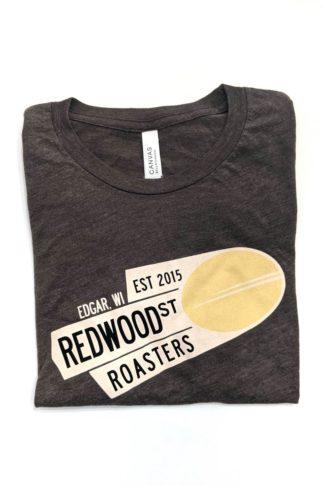 Redwood St. Roasters - T-shirt | Brown